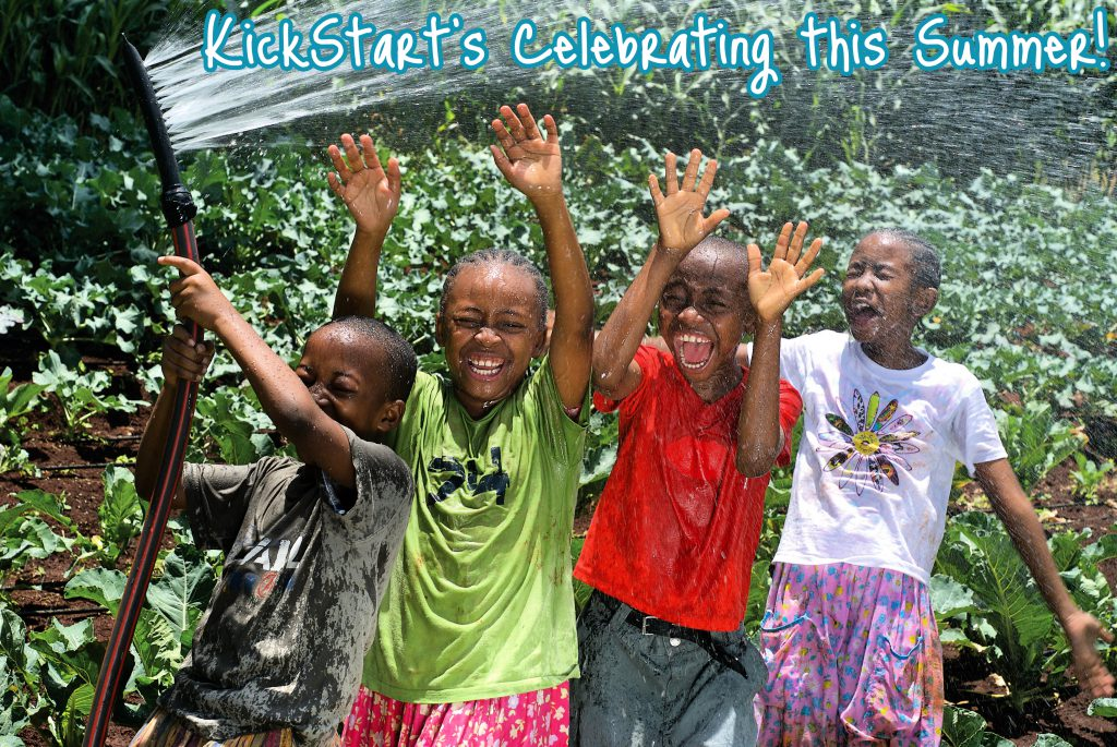 KickStart's celebrating this summer