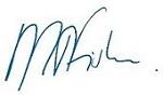 Martin Signature - 150 x 88