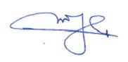 Peter Signature - 182 x 88